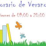 horario veraniego